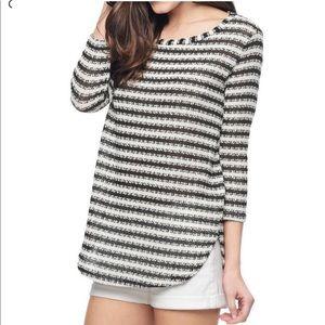 Splendid striped sweater